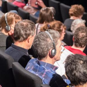 Komt het Zien! - blinden en slechtzienden beleven theater - fotograaf Piet-Hein Out